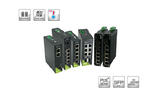 OT Systems introduces self-configured and smart Ethernet switches