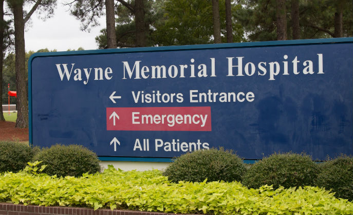 Wayne Memorial selects Panasonic security cameras for security