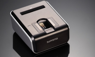 Suprema to unveil USB fingerprint scanners