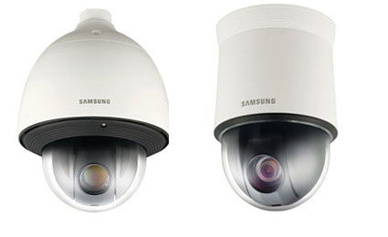 Samsung Techwin unveils 2MP Full HD 32 x PTZ speed dome