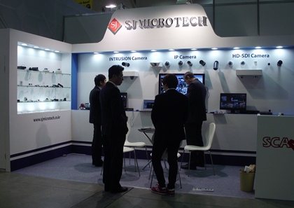 [Secutech 2014] Korea30:  SJ new IP featured cameras