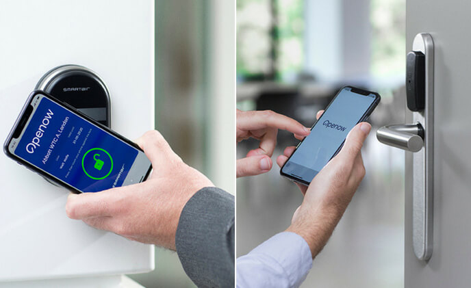 ASSA ABLOY's Openow turns your mobile phone into a secure virtual key