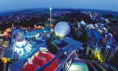 German Theme Park Plays It Safe Asmag Com