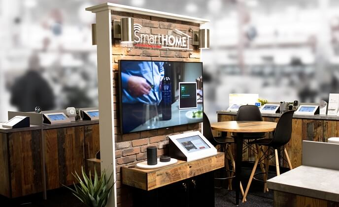 P.C. Richard launches experiential retail to promote smart home products