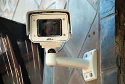 Axis Network Cameras Curb Crimes in South Africa