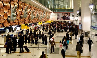 IndigoVision IP Surveillance Takes off at Indian International Airport