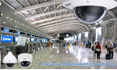 Dahua introduces new Eco-Savvy 2MP IP mini speed dome series