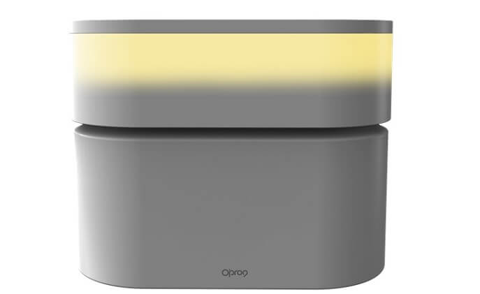 Opro9 introduces rare HomeKit-compatible smart air purifier