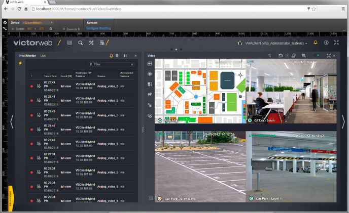 New version of victor brings greater functionality to video management