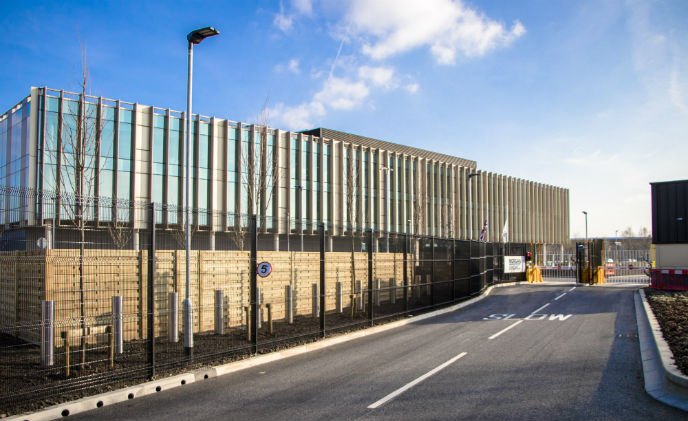Secured by Design Fencing protects Merseyside Police Operational Command Centre