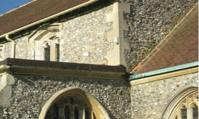 OPTEX detectors secure church in rural Buckinghamshire
