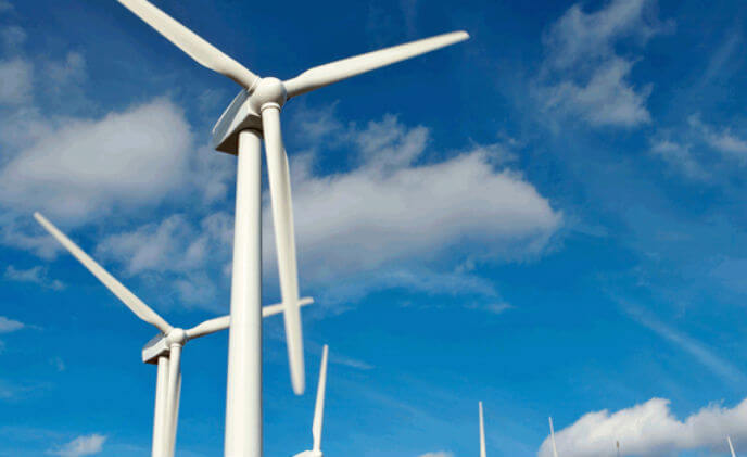 EtherWAN to enhance remote monitoring and control on wind farms