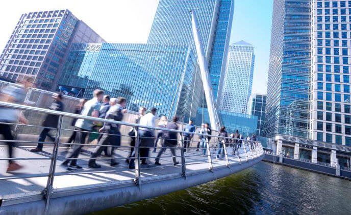 Multitone solution chosen to manage communications at Canary Wharf retail