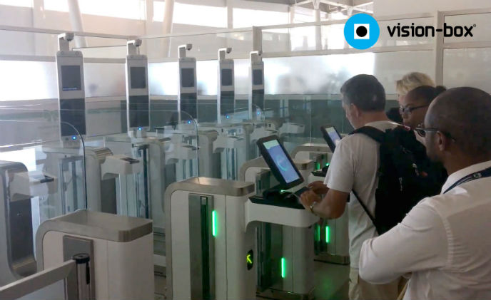 Vision-Box leveraged to transform Princess Juliana International Airport