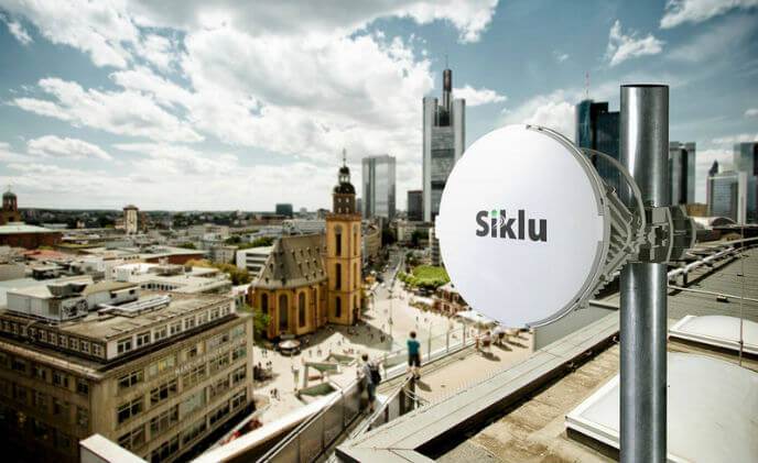 Siklu announces new 10 Gigabit full duplex wireless radios