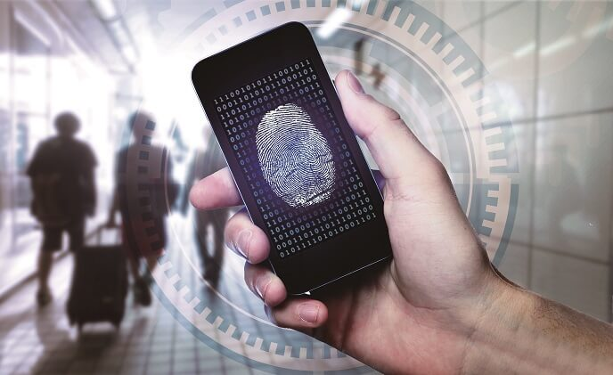 Mobile biometric devices provide authentication on the go