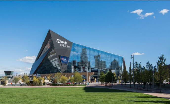 Lenel helps U.S. bank stadium secure epicenter of excitement