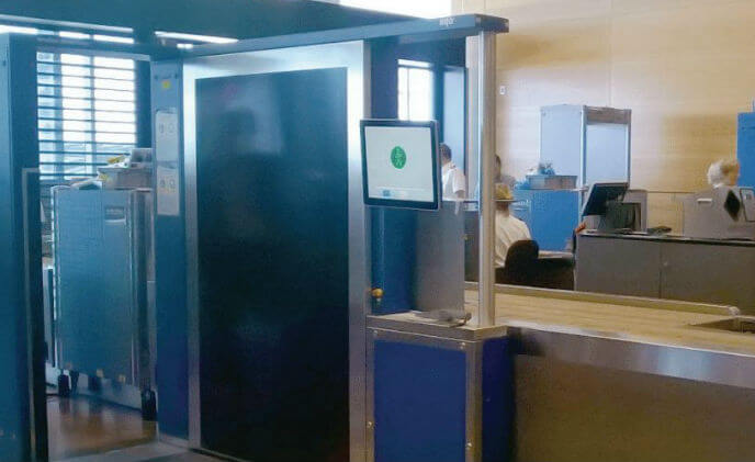 Smiths Detection screening system improves airport security