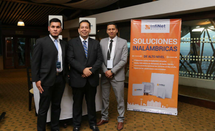 InfiNet Wireless supports Avantec as it launches operations in Colombia