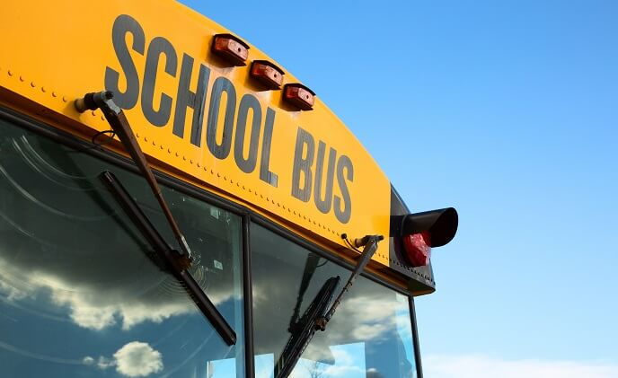 Challenges to school bus safety and security