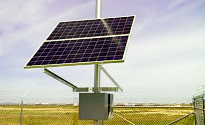 Signal Energy selects AISG to secure solar generating facilities