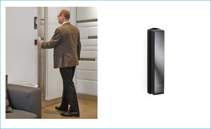 Aurora unveils access control technology straight out of sci-fi