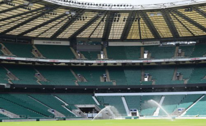 Axis Zipstream technology employed in UK Stadium