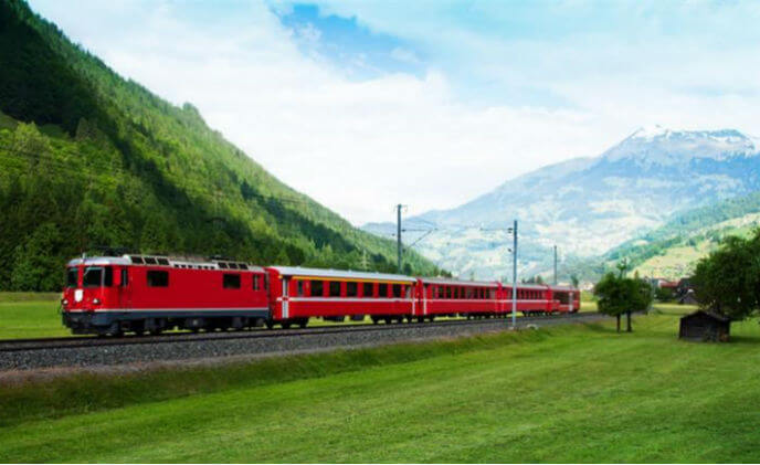 Swiss Railways switch to ASSA ABLOY VERSO CLIQ