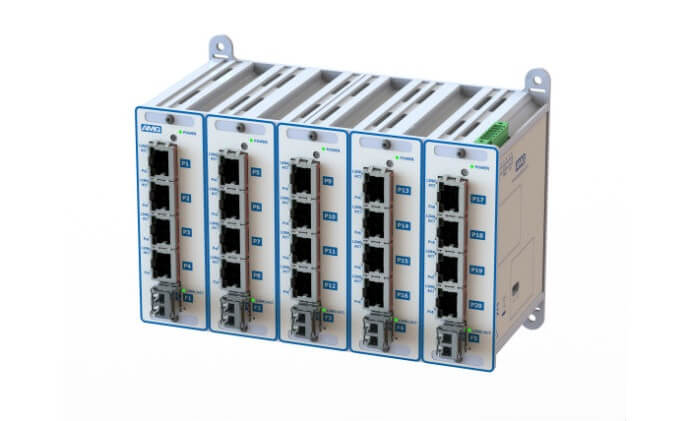 AMG Systems releases semi-managed switches with extended Ethernet and PoE capabilities