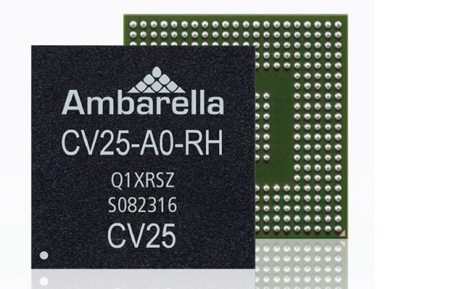 Ambarella brings professional monitoring to the home with new chip