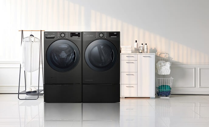 LG to unveil new smart washer and dryer with voice control capability at CES