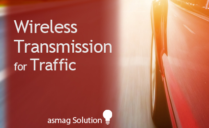 [asmag feature] Wireless transmission for traffic vertical