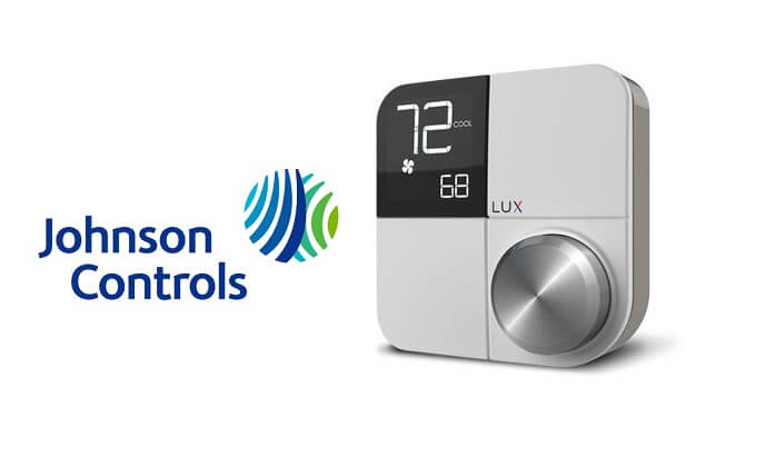 Johnson Controls buys Lux to bolster its smart thermostat presence