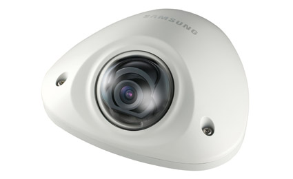 Samsung Techwin new NVR and IP cams provide mobile solutions for transport sector