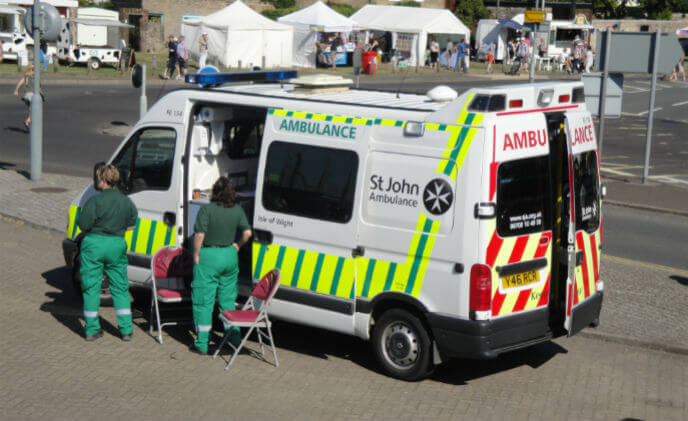 UK's leading first aid charity save time using Keytracker system