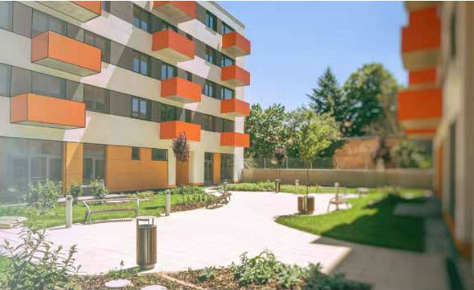 2N chosen for upgrade of apartment complex in Brno