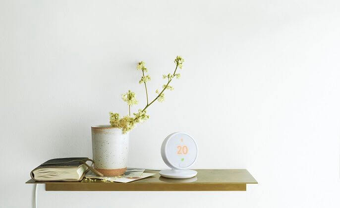 Nest debuts European edition of DIY Thermostat E