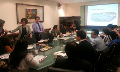 a&s hosts industry perspectives sharing event in Taipei
