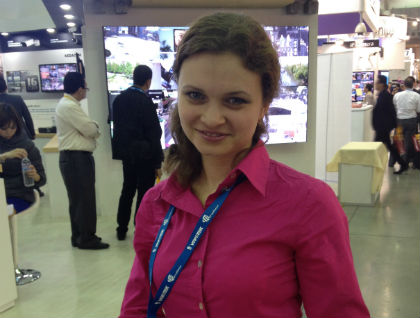 [Secutech 2014] Russian distributor looks for Asian products