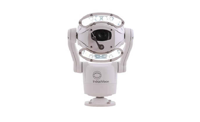 IndigoVision Interceptor with extended IR and White Light vision