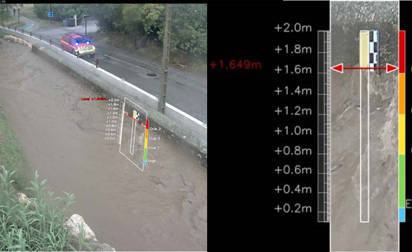 Why you should use camera-based flood disaster monitoring system