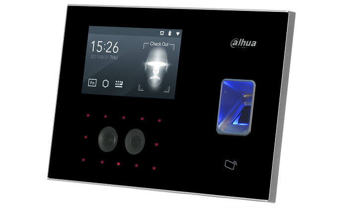 Dahua launches dual-biometric identification time attendance terminals