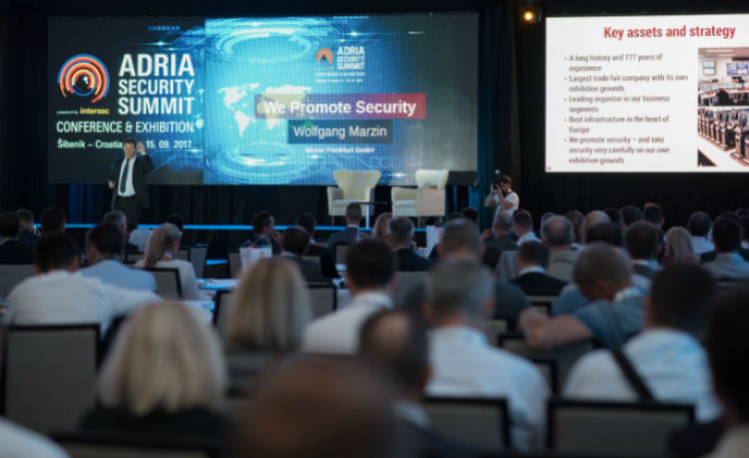 High number of participants attended Adria Security Summit 2017