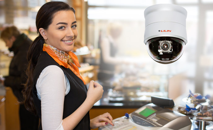 A major retail chain improves video surveillance coverage with LILIN