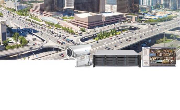 Surveon protects cities with high reliability solutions