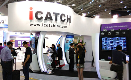 iCatch shines in security surveillance industry