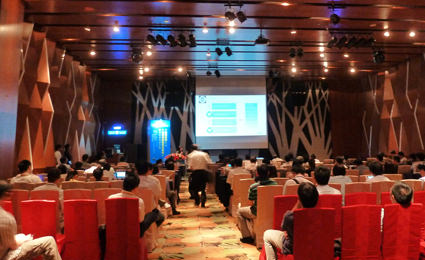Security Road Show heats up Asian security market