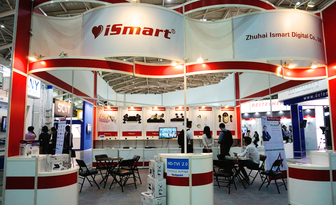 iSmart showcases smart home kit and Wi-Fi doorbell HiBell