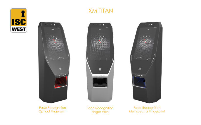 Invixium to unveil new benchmark in multimodal biometric solutions at ISC West 2018