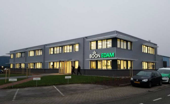 Boon Edam continued growth with enterprise group and new security entrance technologies
